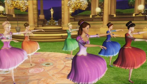 Barbie e le 12 principesse danzanti (2006) Streaming ITA ...