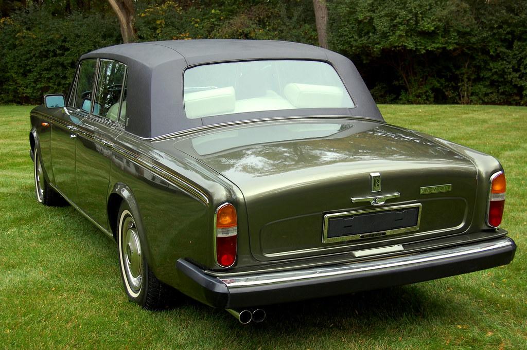 Bentley Spotting Rear Window
