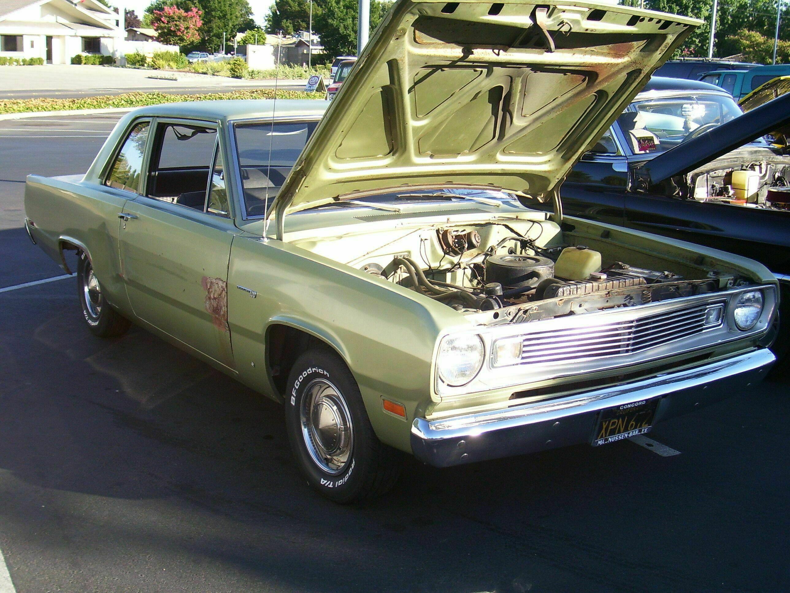 1969 Plymouth Valiant 100 1969 Plymouth Valiant 1920 x