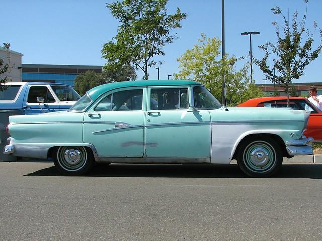 1956 ford mainline 4 door sedan 39 240 can 39 flickr photo for 1956 ford 4 door