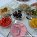 Colorful Kurdish Appetizers - Vienna, Austria