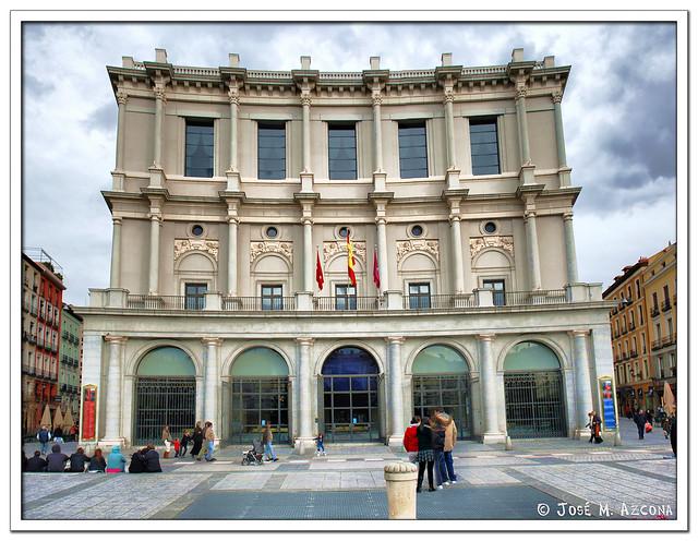 Madrid. Teatro Real.