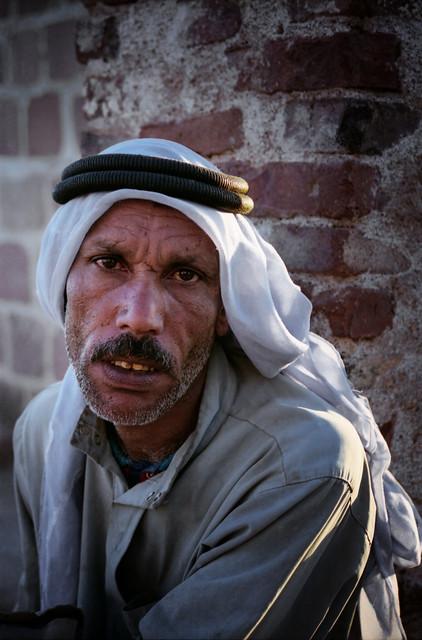 A Bedouin Man