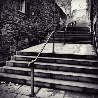 Edinburgh Steps