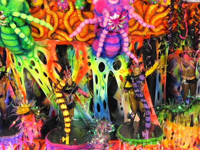 Beija-Flor de Nilópolis Carnaval 2009 Rio de Janeiro Carnival Carioca Brazil Brasil samba