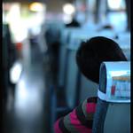 Noct-BUS Nikon D700 | Nikkor 58/1.2 Noct-Nikkor @ f/1.2 | ISO 100 View Large On Black