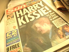 HARRY AND KISSIE!