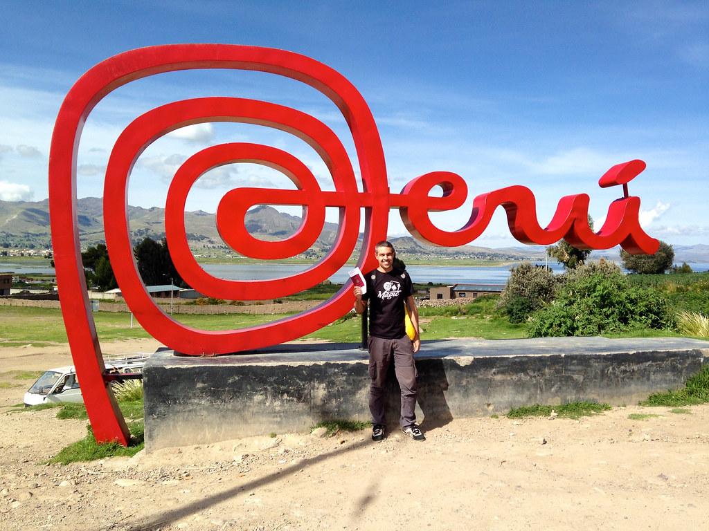 Frontera de Peru
