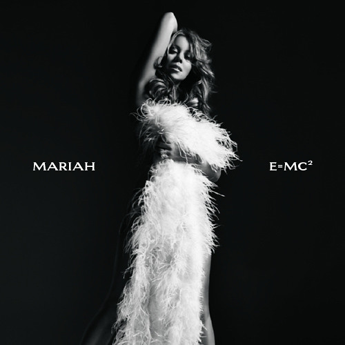 Mariah's E=MC² album cover (unofficial) (larger version ...