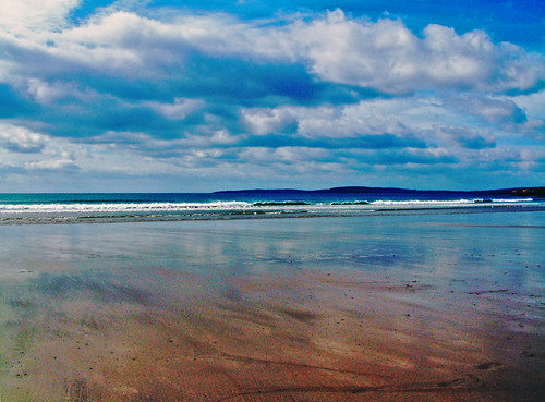 blue ireland sea sky irish beach sand waves cork garretstown corcaigh abigfave platinumphoto