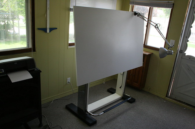 Drafting Table for sale | Flickr - Photo Sharing!