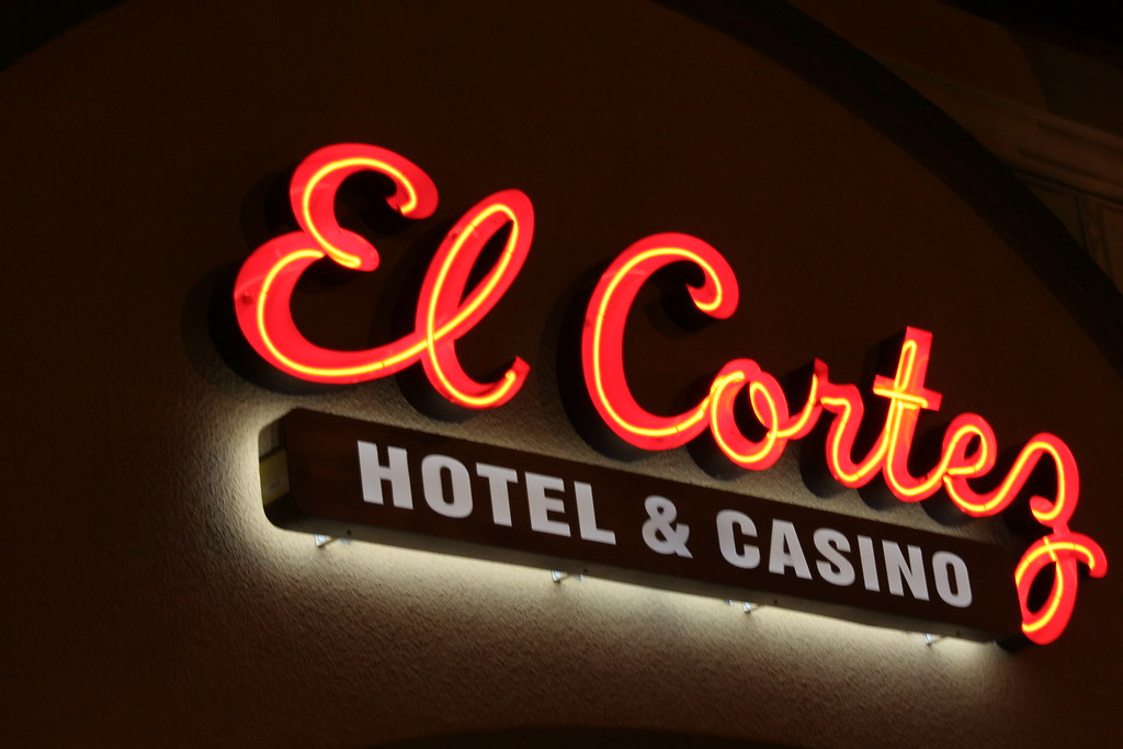 El Cortez Hotel Reviews, Las Vegas.