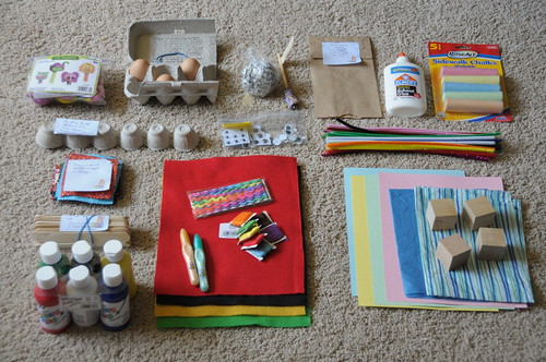 Crafts for Young Children Swap