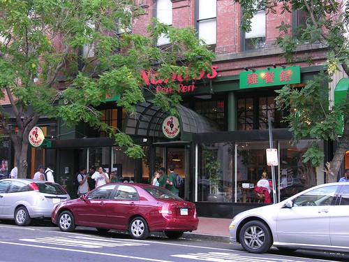 Nando's Peri-Peri Restaurant at 819 7th Street, NW