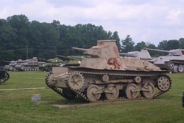 WW2 Japanese tank   Flickr - Photo - 112.3KB