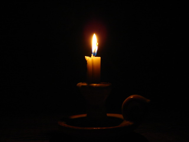 Earth Hour moment at home - Córdoba Argentina