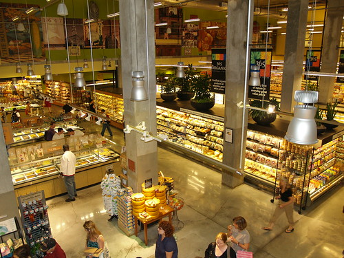 Whole Foods Market in the East Village of New York by david_shankbone