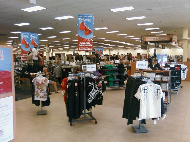 New burlington coat factory flickr photo sharing - Burlington coat factory garden city ...