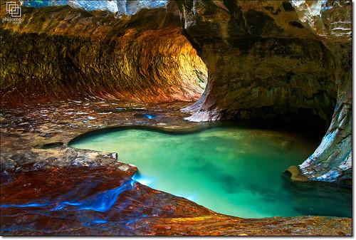 light nature water subway utah nikon bravo scenic zion zionnationalpark emeraldpools thesubway d80 abigfave nikond80 leftfork goldenphotographer leftforkcreek