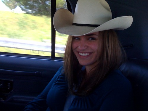 Cowgirl Kimberly