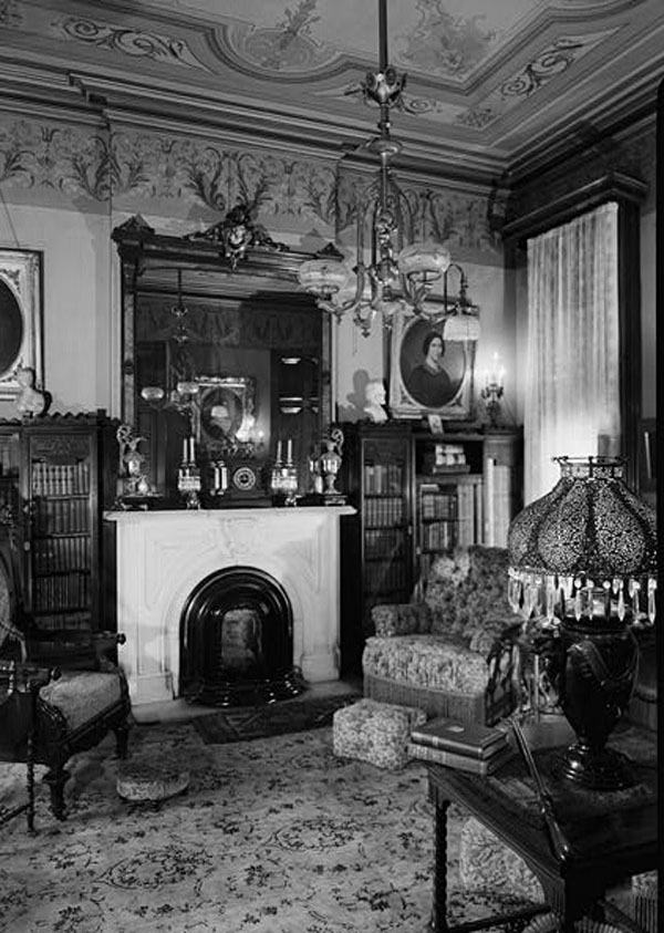 Victorian Parlor A Photo On Flickriver