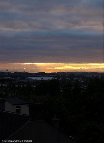 ireland galway weather clouds sunrise roomwithaview sunup underthebigsky irelandinmyheart