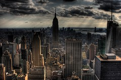 New York City HDR by tony.eckersley