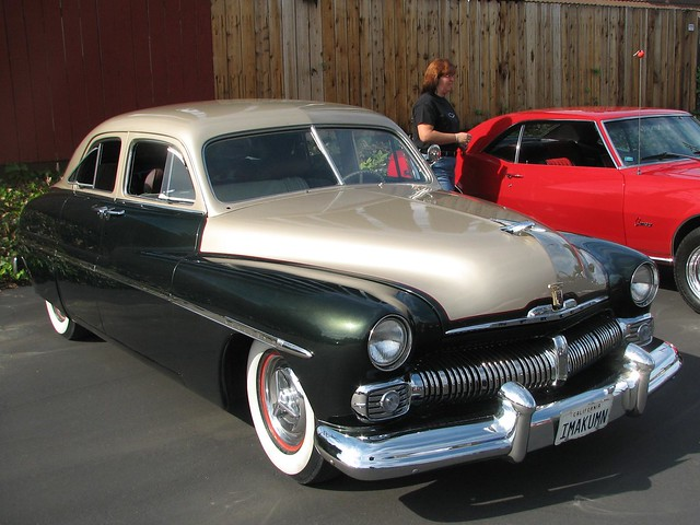 1950 mercury 4 door sedan custom 39 imakumn 39 1 flickr for 1950 mercury 4 door sedan