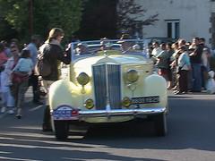 Tour de Bretagne 2006, Voiture Ancienne Rolls