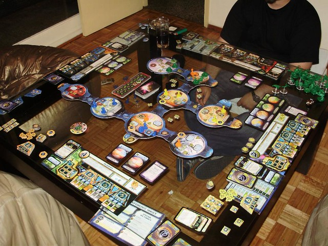 StarCraft: The Board Game was shown in 2007 at __ Answers ...