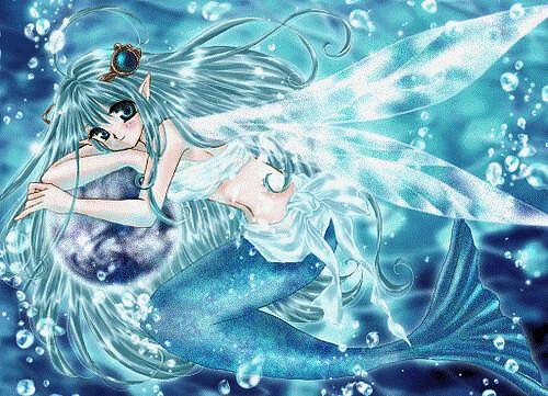 blue merfairy