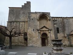 Saint-Restitut - L'église