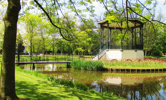 Vondelpark-Amsterdam