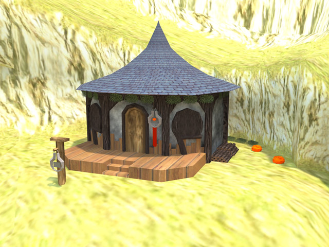 Rusl 39 s house legend of zelda twilight princess flickr for Housse zelda
