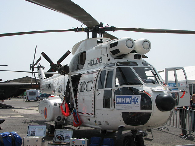 Eurocopter AS 332 Super Puma