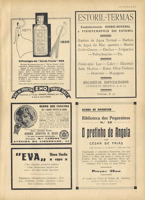 Ilustração, No. 117, Novembro 1 1930 - 3