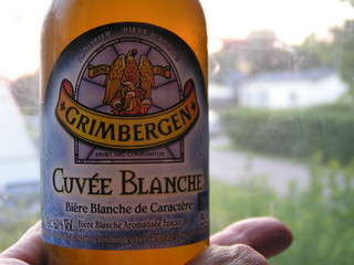Grimbergen, Cuvee Blanche, Belgium