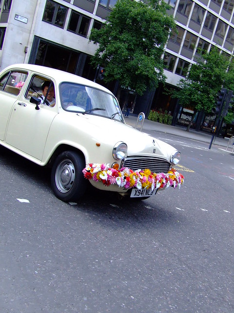 The Happiest Car in London