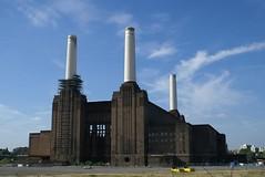 Battersea Power Station Open Week June/July 2008