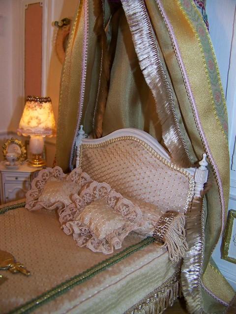 chambre rose tête de lit  Flickr  Photo Sharing!