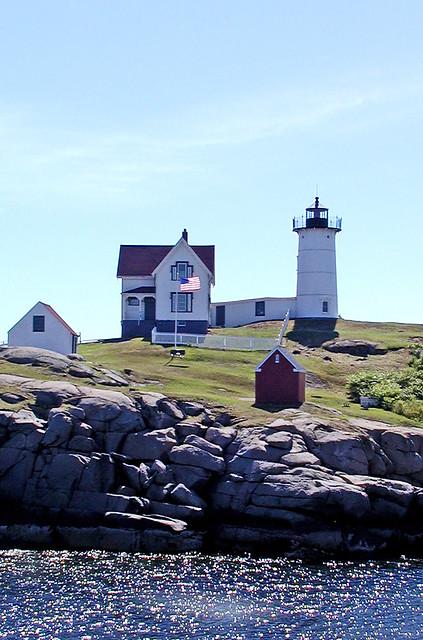 Cape Neddeck(Nubble) Lighthouse, ME