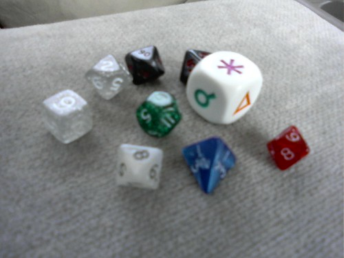 The Dice Are Killing Me