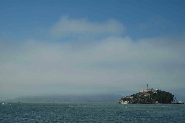 Alcatraz desde el Pier 39