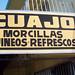 Cuajo, Morcillas, Guineos, y Refrescos, Cera del Yunque, 19 de Julio 2008 by Eriqua