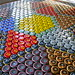 angle view bottlecap table by lunadechrysalis