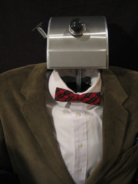 Dr. Robot Head