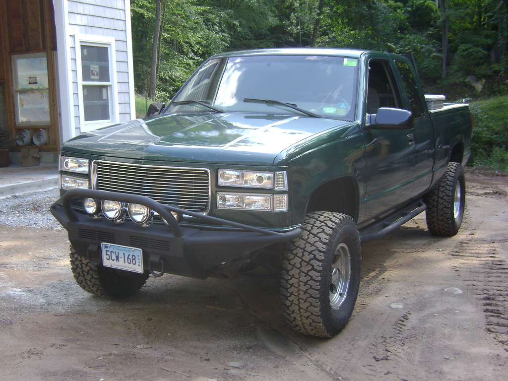 All Chevy 98 chevy bumper : Custom Bumper Thread | GMT400 - The Ultimate 88-98 GM Truck Forum