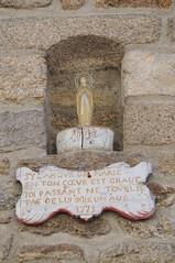 Une vierge de 1773 de Moncontour
