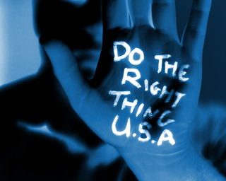 Day309 - do the right thing USA
