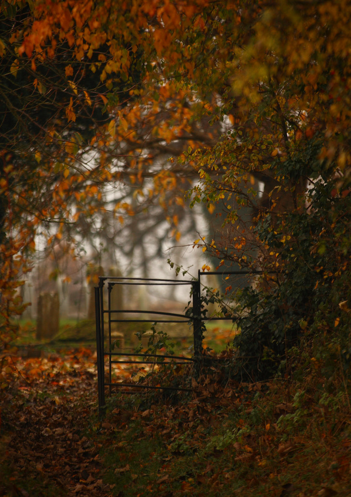 Kissing Gate by nickpix2012